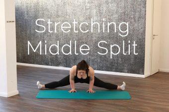Stretching Middle Split (20 Minuten)
