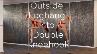 Outside Leghang into Double Knee Hook