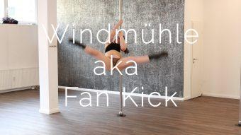 Windmühle aka Fan Kick