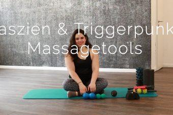 Faszien & Triggerpunkt Massagetools