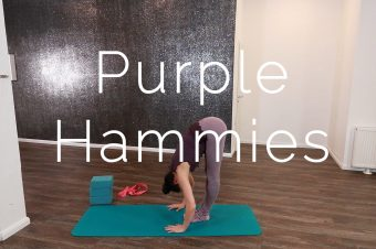 Purple Hammies