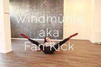 Windmühle aka Fan Kick (Floor)