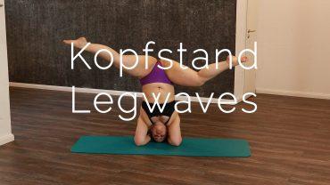 Kopfstand Legwaves