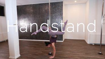 Handstand (Twisted Grip, seitlich)