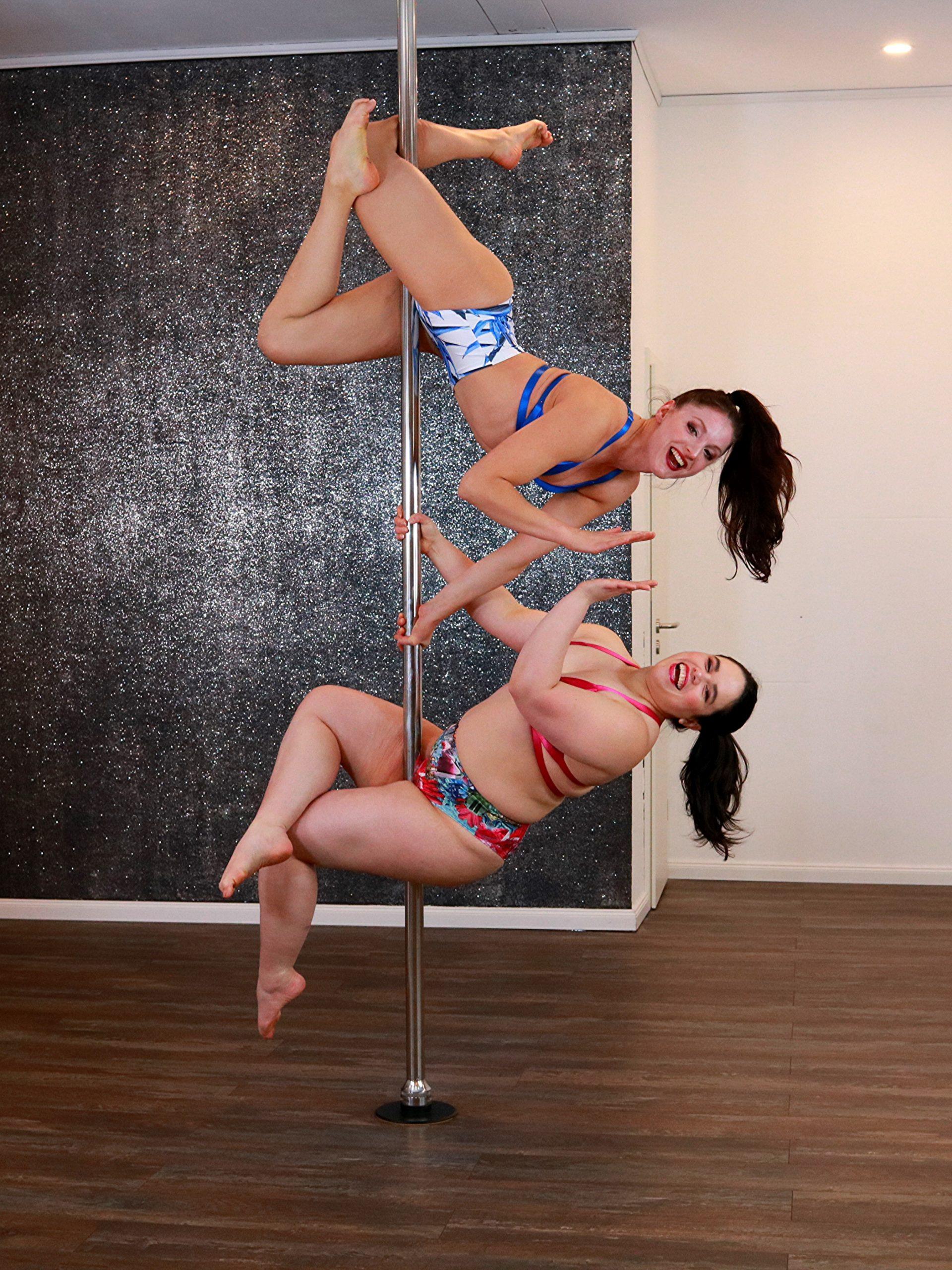 Pole Dance lernen Exotic Contemporary