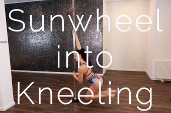 Sunwheel into Kneeling