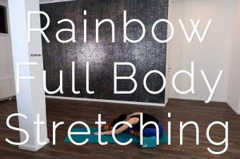 Rainbow Full Body Stretching