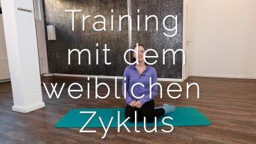 Training mit dem weiblichen Zyklus